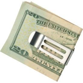 Flat Single Blade Knife Money Clip for Promotion