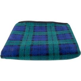 Advertising Fleece and Nylon Picnic Blankets