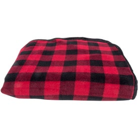Personalized Fleece and Nylon Picnic Blankets