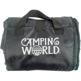 Fleece and Nylon Picnic Blankets with Your Logo