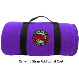 Anti-Pill Polyester Fleece Blanket for Your Company