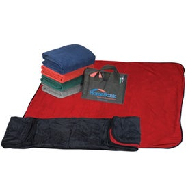 Fleece Nylon Picnic Blanket