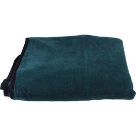 Customized Fleece Picnic Blanket