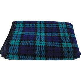 Custom Fleece Picnic Blanket