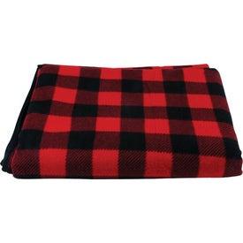 Promotional Fleece Picnic Blanket