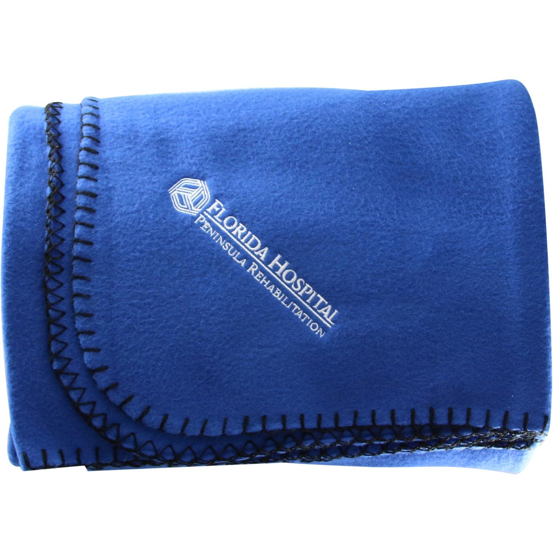 Fleece Stadium Blanket Trade Show Giveaways 9 95 Ea