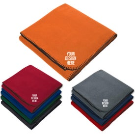 Fleece Stadium Blankets (Colors)