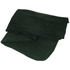 Custom Fleece Throw Blanket
