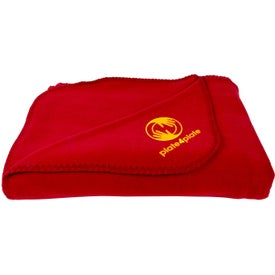 Company Fleece Throw Blankets