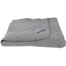 Fleece Throw Blankets for Your Organization