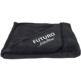 Printed Fleece Throw Blankets