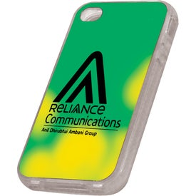 Flexi Mood iPhone Case for Advertising