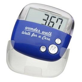 Company Flip Clip Pedometer