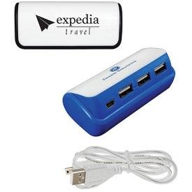 Flip Port USB Hub