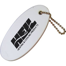Logo Float Rite Key Chain