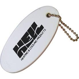Logo Float Rite Key Chain