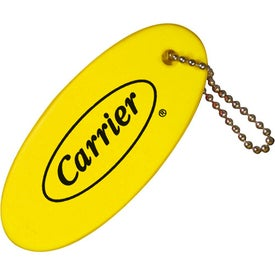 Float Rite Key Chain Printed with Your Logo