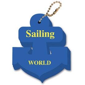 Economy Floatable Anchor Keytags