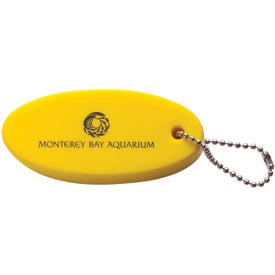 Logo Floater Keychain