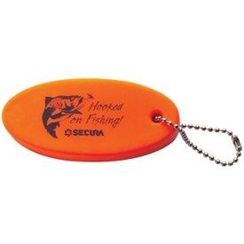Custom Floater Keychain