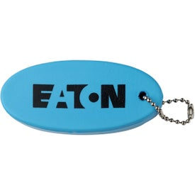 Floater Keychain Branded with Your Logo