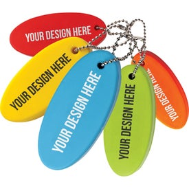 Personalized Floater Keychain