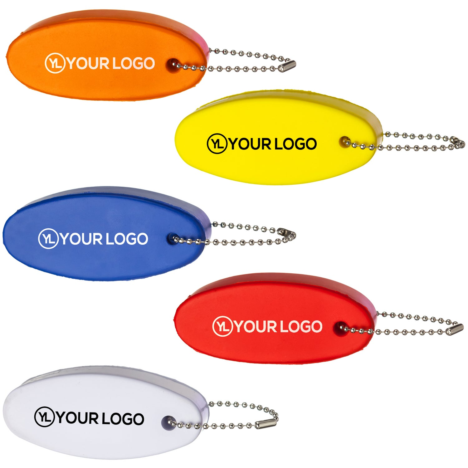 Sure Float Keychain With Your Logo