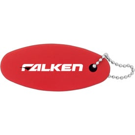 Plastic Floating Keychain for your School