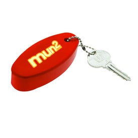 Plastic Floating Keychain for Your Church