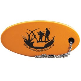Floating Keytag for Advertising