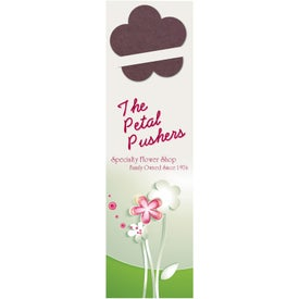 Flower Seed Shape Bookmarks
