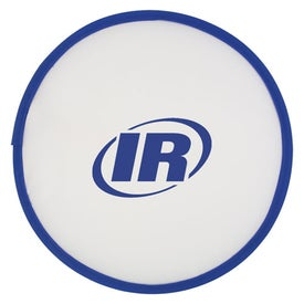 Compact Fold-Up Flying Disc Printed with Your Logo
