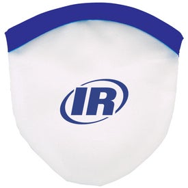 Compact Fold-Up Flying Disc for Promotion