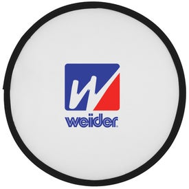 Logo Compact Fold-Up Flying Disc