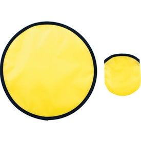 Logo Flying Disk