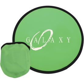 Nylon Flying Disk Printed with Your Logo