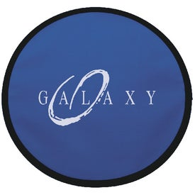 Logo Nylon Flying Disk