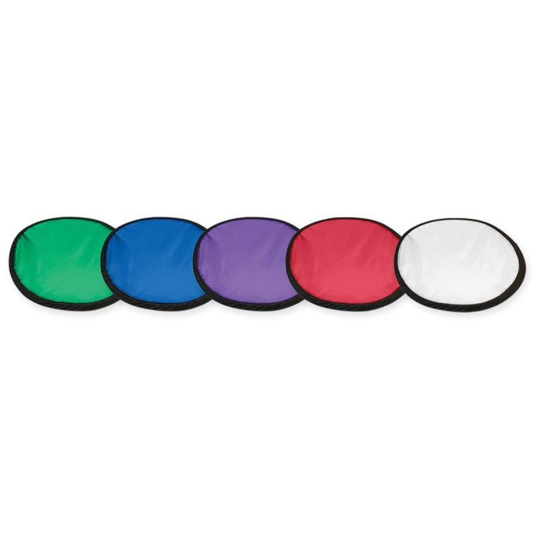 """10"""" Flying Disk with Matching Pouch"""
