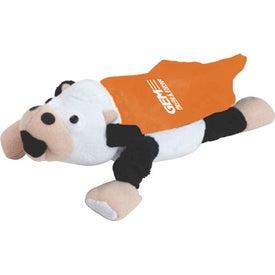 Monogrammed Flying Mooing Cow