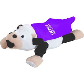 Flying Mooing Cow for Marketing