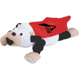 Flying Mooing Cow Printed with Your Logo