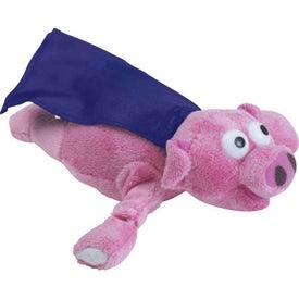 Flying Screamin Pig for Advertising