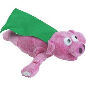 Advertising Flying Screamin Pig