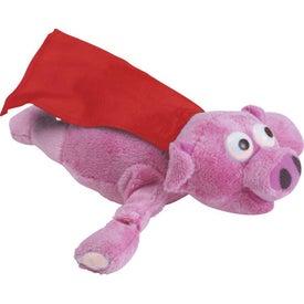 Flying Screamin Pig for Marketing