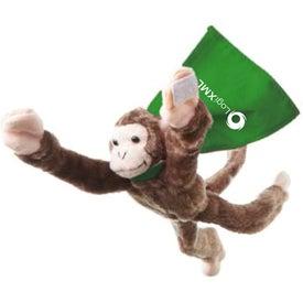 Monogrammed Flying Shrieking Monkey