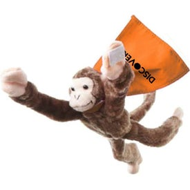 Printed Flying Shrieking Monkey