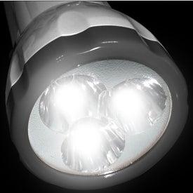 FM Scanner Flashlight Radio Combo for Your Organization
