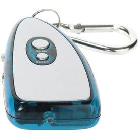 Customized FM Scanner Radio Carabineer