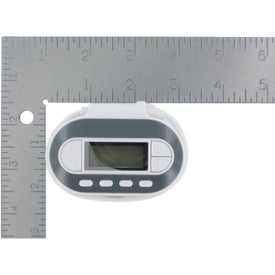 Imprinted FM Radio Transmitter With Built-In Led Light