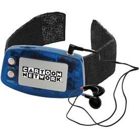 FM Scanner Arm Band Radio